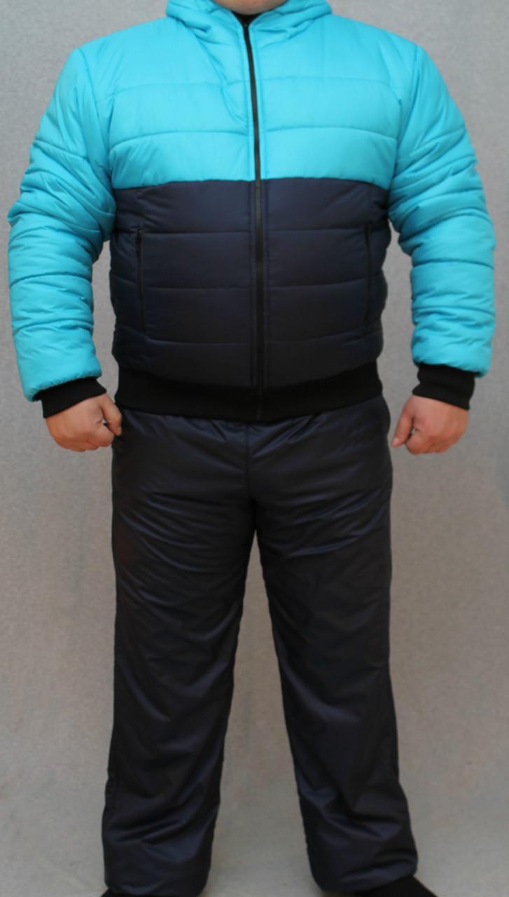 Мужской костюм зимний