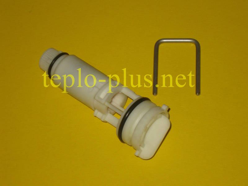 Турбина протока (картридж санитарный, фильтр) 8 л/мин 8718645683 Bosch Gaz 6000 W WBN 6000-24C RN, фото 2