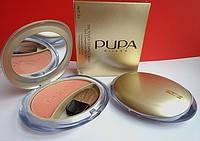 Компактные румяна с Алоэ Вера Pupa Silk Touch Compact Blush YUG098 /2