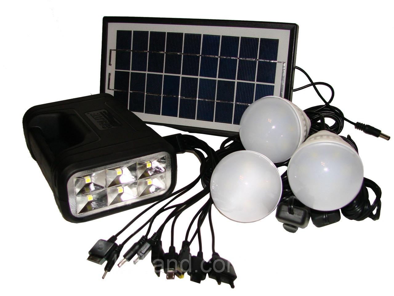 Солнечная система GDLite GD-8017