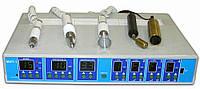 Аппарат для рефлексотерапии комбинированный МИТ-1 (4-х канальный).