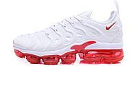 Мужские кроссовки Nike Air Max Tn Vapormax Plus White/Red