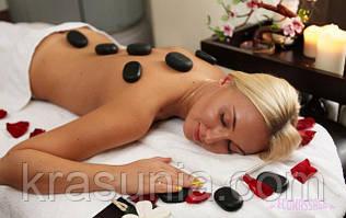 Стоун-массаж драгоценными камнями