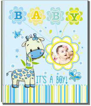 Альбом EVG 30sheet S29x32 Baby blue