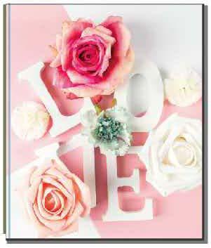 Альбом EVG 30sheet S29x32 Love