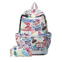 Школьный рюкзак с пеналом, фото 1
