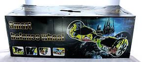 "Гироборд 6.5"" A3 №3 Граффити с черепами 2 (АКБ Samsung) APP+BT, фото 3"