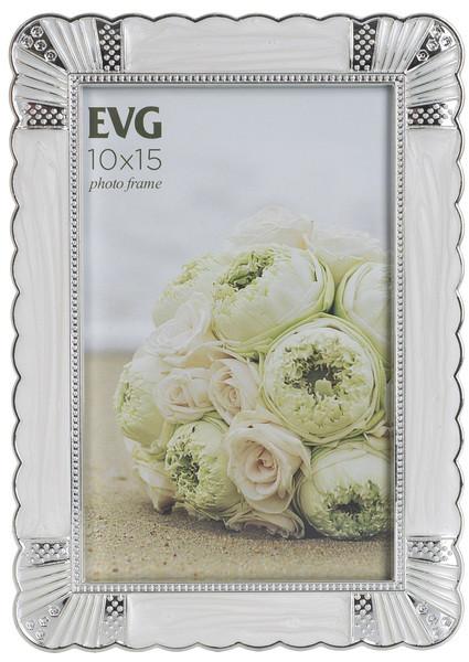 Рамка EVG SHINE 10X15 AS51 White