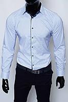 Рубашка мужская Bazolo 2066 белая