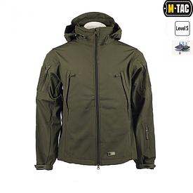 Куртка Softshell M-Tac олива