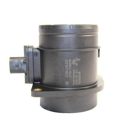 Датчик массового расхода воздуха (ДМРВ) Bosch 0 280 218 225 E-Gas, фото 2