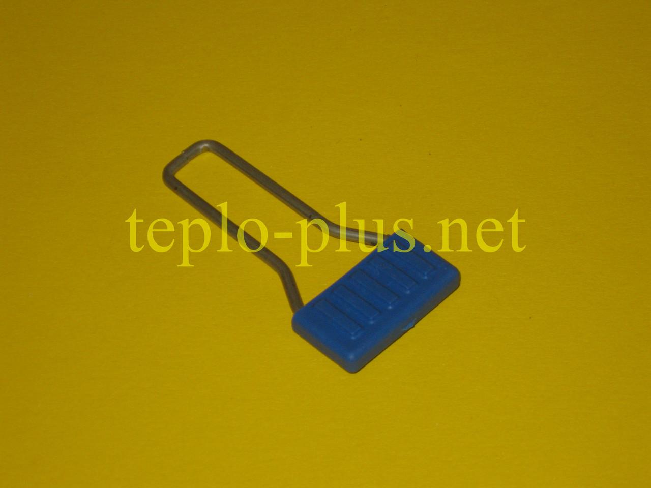 Ручка крана подпитки (крышка пластик) 8718645873 Bosch Gaz 6000 W WBN 6000-18C RN, WBN 6000-24C RN