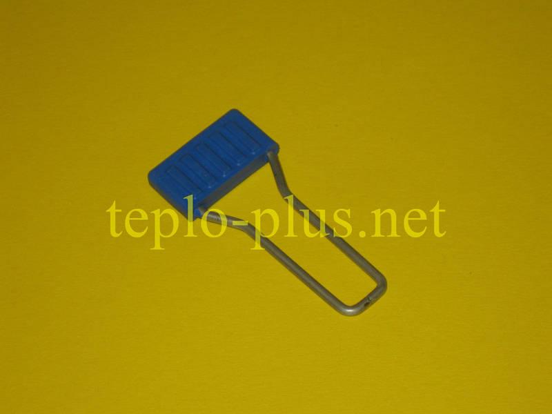 Ручка крана подпитки (крышка пластик) 8718645873 Bosch Gaz 6000 W WBN 6000-18C RN, WBN 6000-24C RN, фото 2