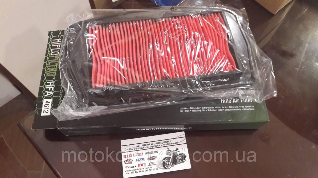 Фильтр воздушный HiFloFiltro  HFA4612,Yamaha FZ6