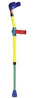 Костыль подлокотный для детей Kiddy Line combi 241 DK регулируемый подлокотник 100 кг