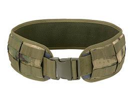 Пояс тактический разгрузочный (размер XL) – A-TACS FG [8FIELDS]