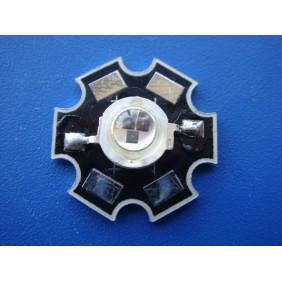 Светодиод ИК (инфракрасный) 3 Вт (3 W), фото 1
