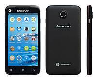 "Смартфон Lenovo A398t SC8825 4.5"" Black"