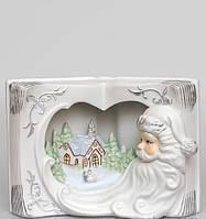 Фарфоровый светильник Снежная Книга, фото 1