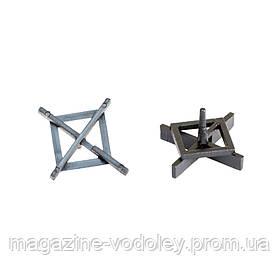 Крестик дистанционный (многоразовый) для плитки 1,5мм 100шт Sigma (8241211)
