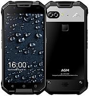 "AGM X2 Black IP68  6/128 Gb, 5.5"", Snapdragon 653, 3G, 4G, фото 1"