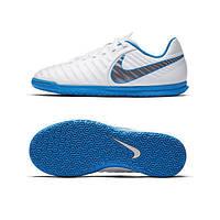 Футбольные детские футзалки Nike JR TiempoX Legend 7 Club IC, фото 1