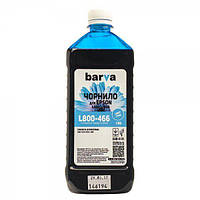 Чернила Barva для EPSON L800/L810/L850/L1800, T6735 LIGHT CYAN 1 кг, L800-466 (I-BAR-E-L800-1-LC)