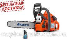 "Бензопила Husqvarna 135 (40.9 cm³, 1.5 kW / 2,0 hp, 4.4 kg, Н36 16"", 3/8, 1,3мм)  (9667618-04)"