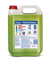 Средство для мытья стекол ТМ More Goods PROFESSIONAL, 5 л