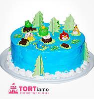 "Детский торт на заказ ""Поляна сказок"""