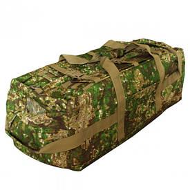 Рюкзак баул НАТО PenCott Green 80л. Англия
