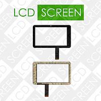 Тачскрин (touch screen, сенсорный экран) для мобильного телефона ZTE e-Learning PAD E7; Freelander PD10 3G