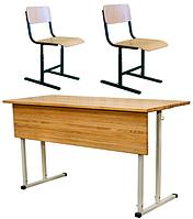 Комплект школьной мебели ЭКСКЛЮЗИВ