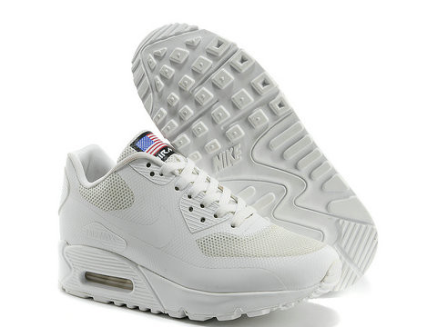 fbad64f3 Кроссовки Nike Air Max 90 Hyperfuse USA FLAG - Stylemall Торговый Центр в  Киеве