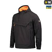Анорак Soft Shell M-Tac Fighter Black/Orange