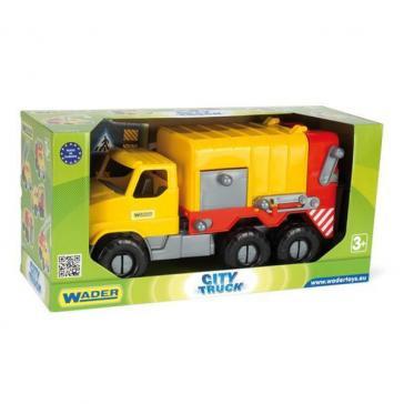 Wader City Truck Мусоровоз 32600