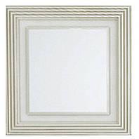 Зеркало TREVISO TM-80 белое Botticelli Ювента с LED светильником