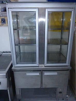Холодильный стол-витрина б/у, фото 2