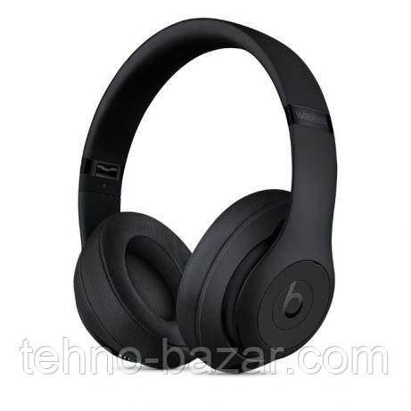 Наушники Beats by Dr. Dre Studio3 Wireless Matte Black Оригинал