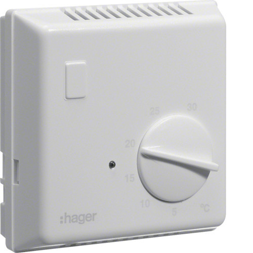 Термостат (терморегулятор) биметаллический EK053 Hager