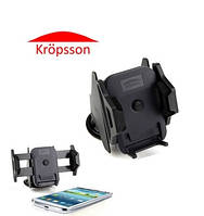 Автодержатель для смартфона 3 - 5,3 дюйма на торпеду Kropsson Aero