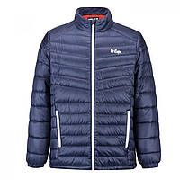 Пуховик Lee Cooper Lightweight Down Navy - Оригинал
