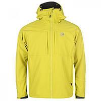 Куртка Karrimor Alpiniste Soft Shell Green Glow - Оригинал