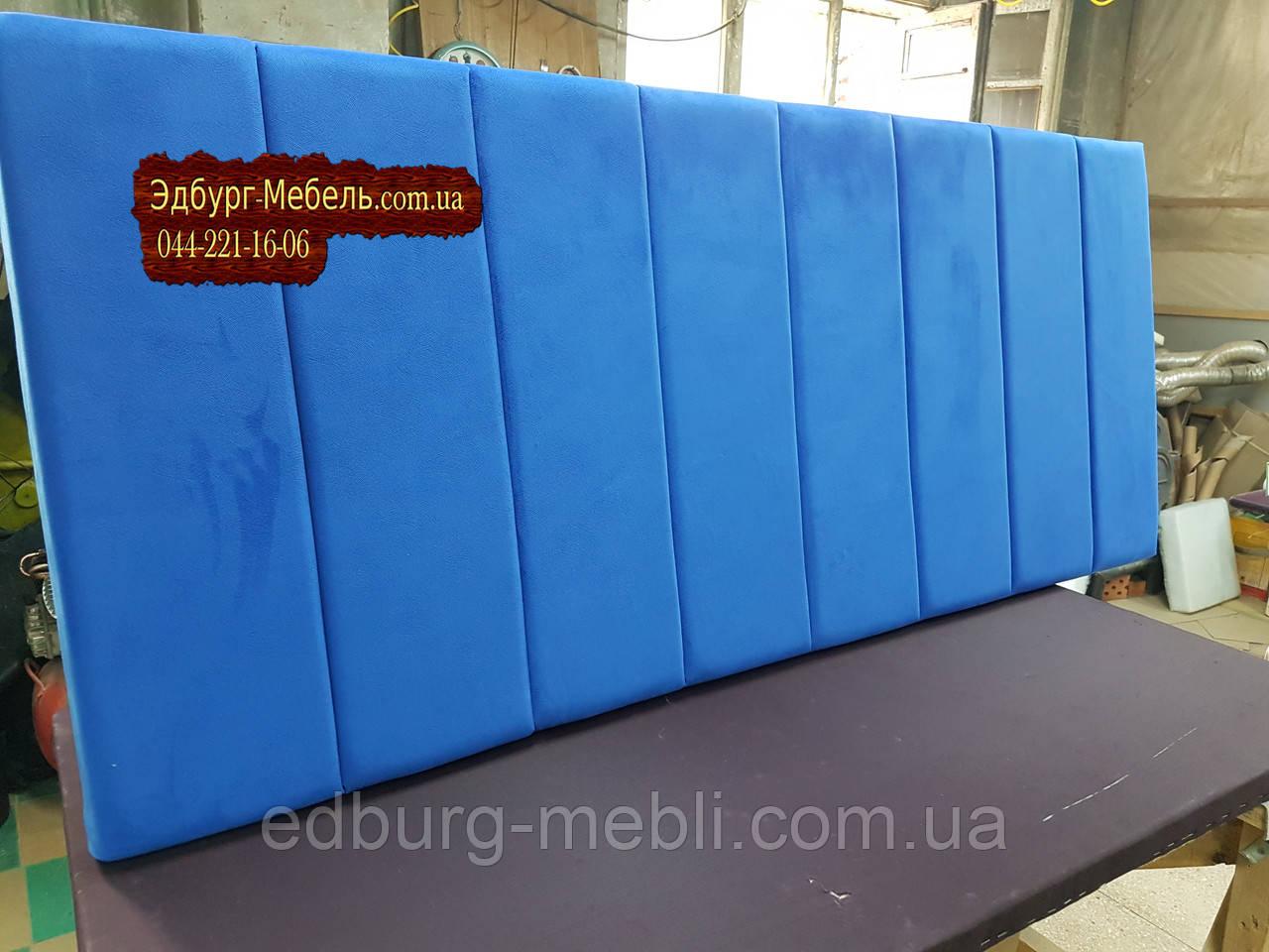 М'які узголів'я для ліжка, м'які панелі стінові панелі на замовлення