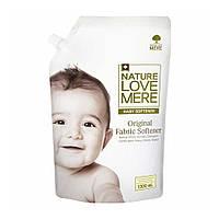 Органический кондиционер для детской одежды Nature Love Mere 1300 мл (8809402090846)