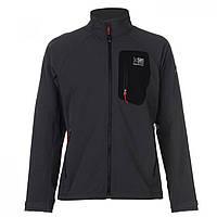 50127a3ed3f Куртка Karrimor Hot Earth Soft Shell Charcoal Black - Оригинал