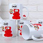 Чашки с Медведем