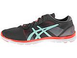 Женские кроссовки Asics Gel - Fit Nova Оригинал для бега тренировок синие Асикс, фото 3