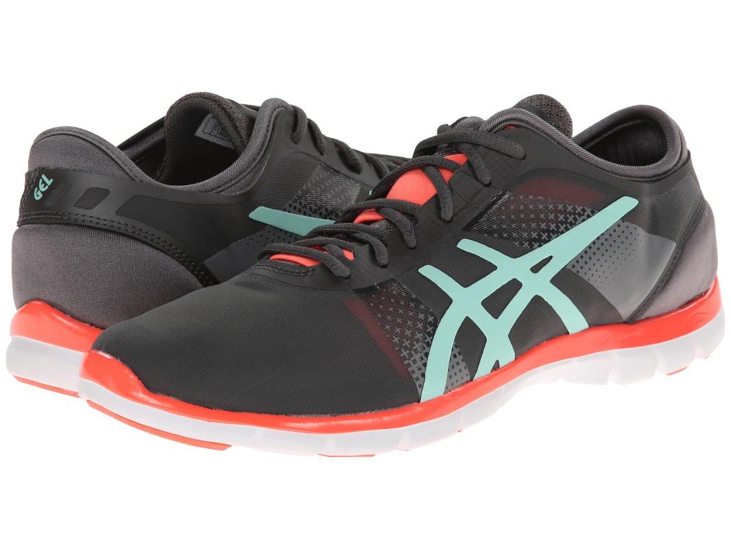 Женские кроссовки Asics Gel - Fit Nova Оригинал для бега тренировок синие Асикс