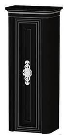 Пенал навесной TREVISO TP-190 Botticelli Ювента чёрный